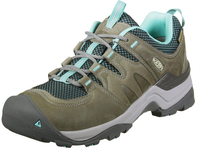 Keen Gypsum II WP Zapatillas Mujer, gray